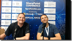 Podcast 390 - SharePoint Conference 2018 Keynote wrapup (Time 0_05_28;14)